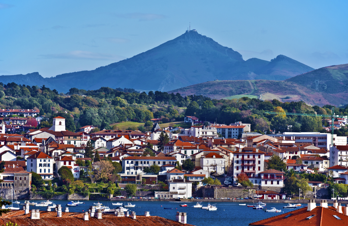 cote argent immobilier - Hendaye