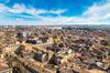 Immobilier à Bordeaux - vue panoramique de la ville de Bordeaux