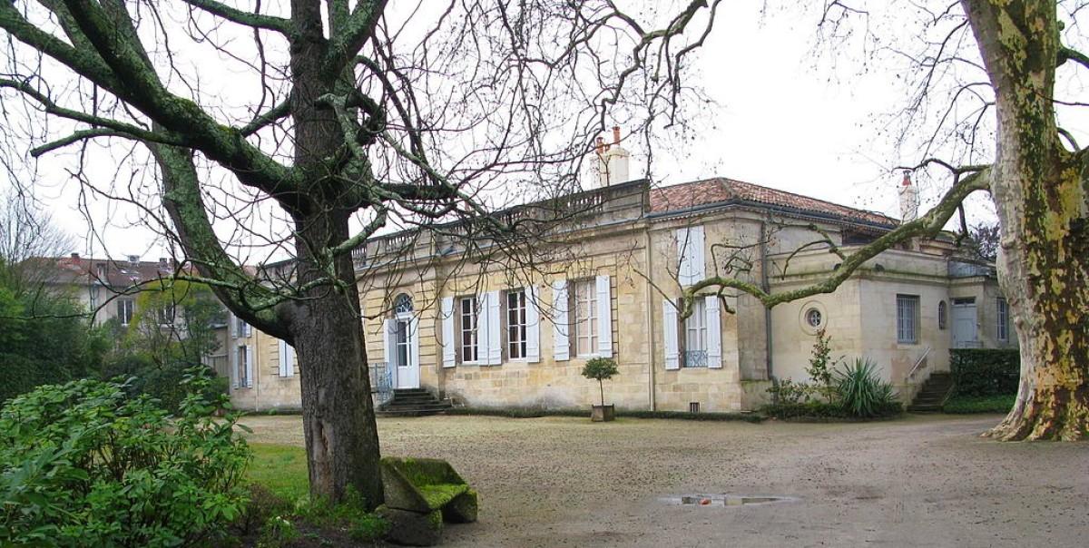 Quartiers Bordeaux - La Chartreuse de Mirande dans le quartier Caudéran Bordeaux