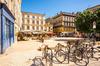 Investissement immobilier Bordeaux - Une petite place à Bordeaux