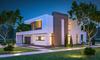Maison neuve résidentielle immobilier