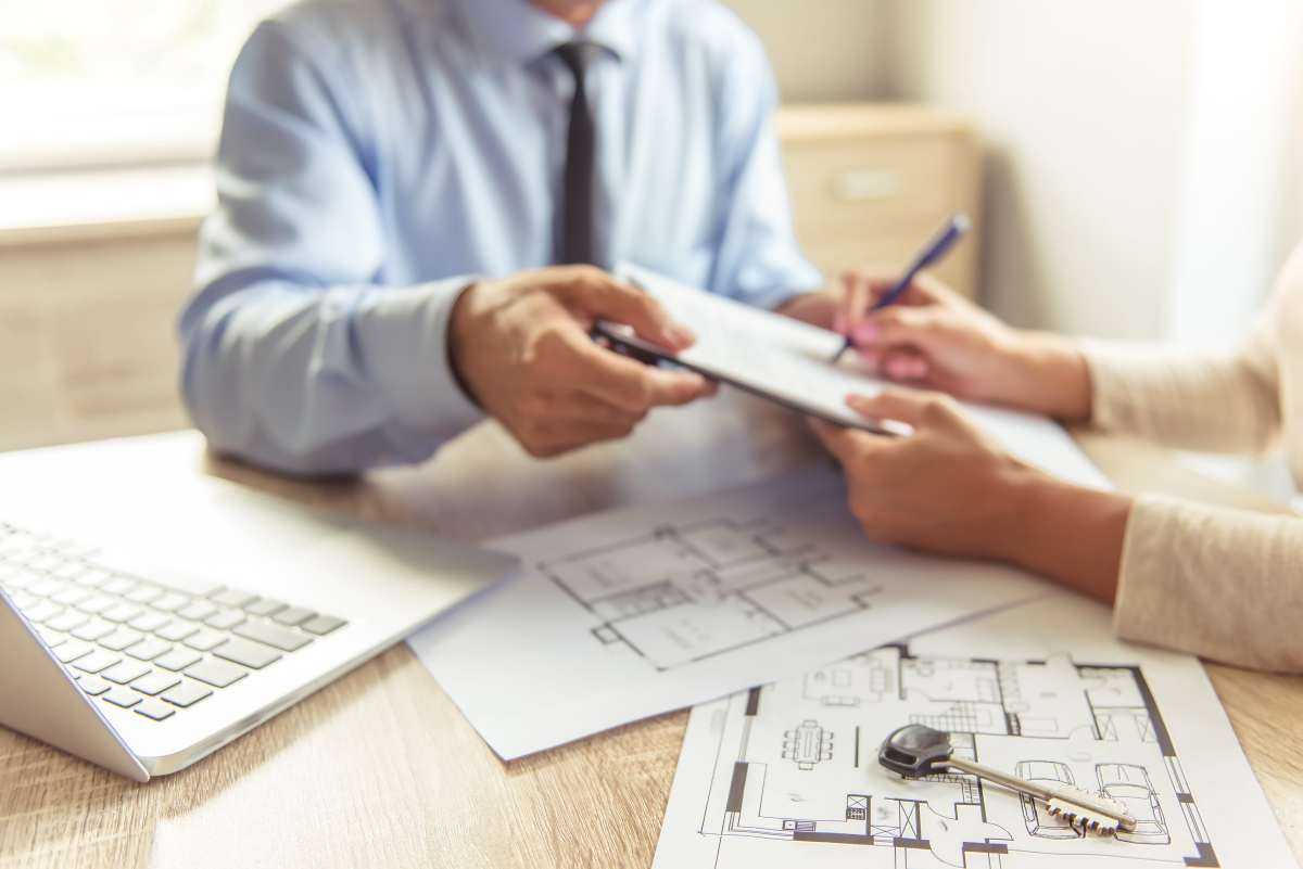 Investir dans l'immobilier - rendez-vous d'achat en VEFA