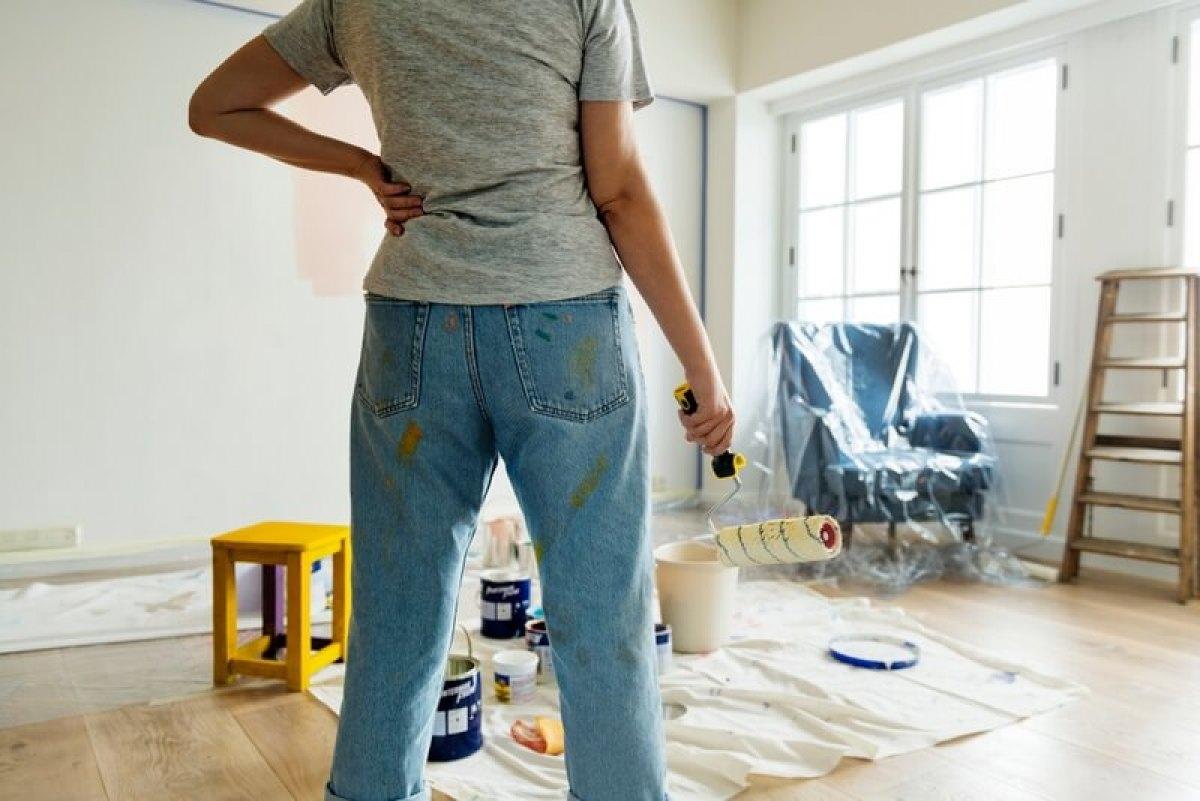Renovation d'une maison en vue de defiscaliser