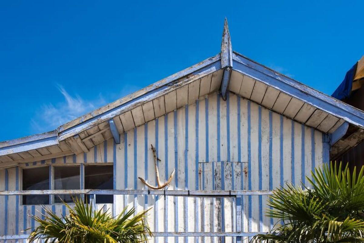 Immobilier à Arcachon - ancienne cabane de pêcheur typique