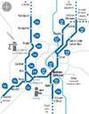 Estimation des temps de trajet avec le RER métropolitain