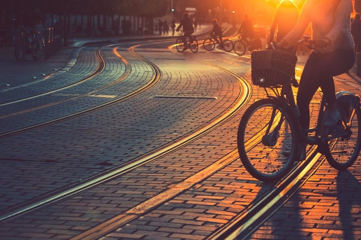 transport vélo à Bordeaux