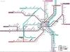 Métro à Bordeaux Métropole – plan du métro à Bordeaux