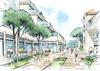 Réaménagement de la place Tourny à Bordeaux – esquisse d'un projet urbain