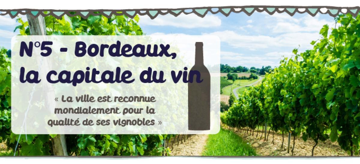bordeaux capitale du vin