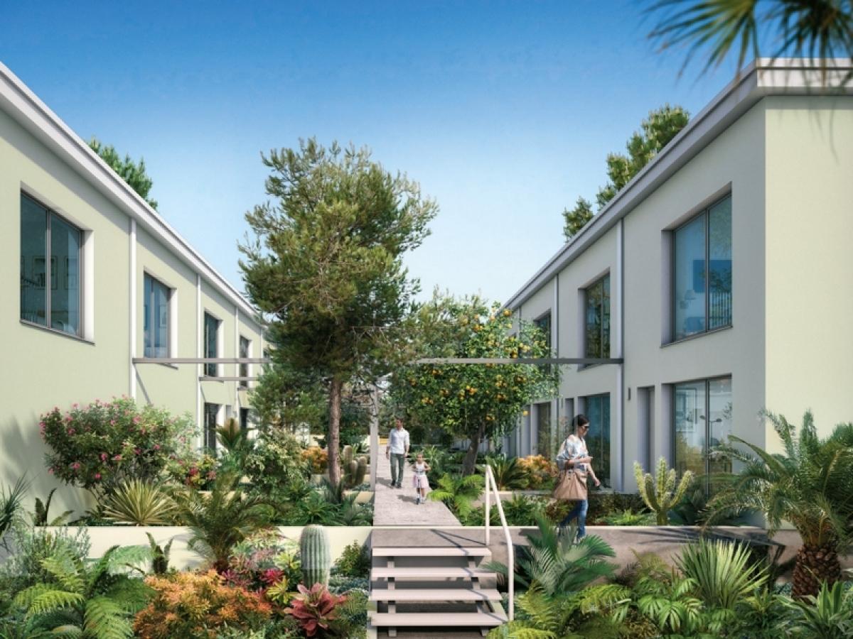 Crédit Agricole Immobilier - Résidence Gemme