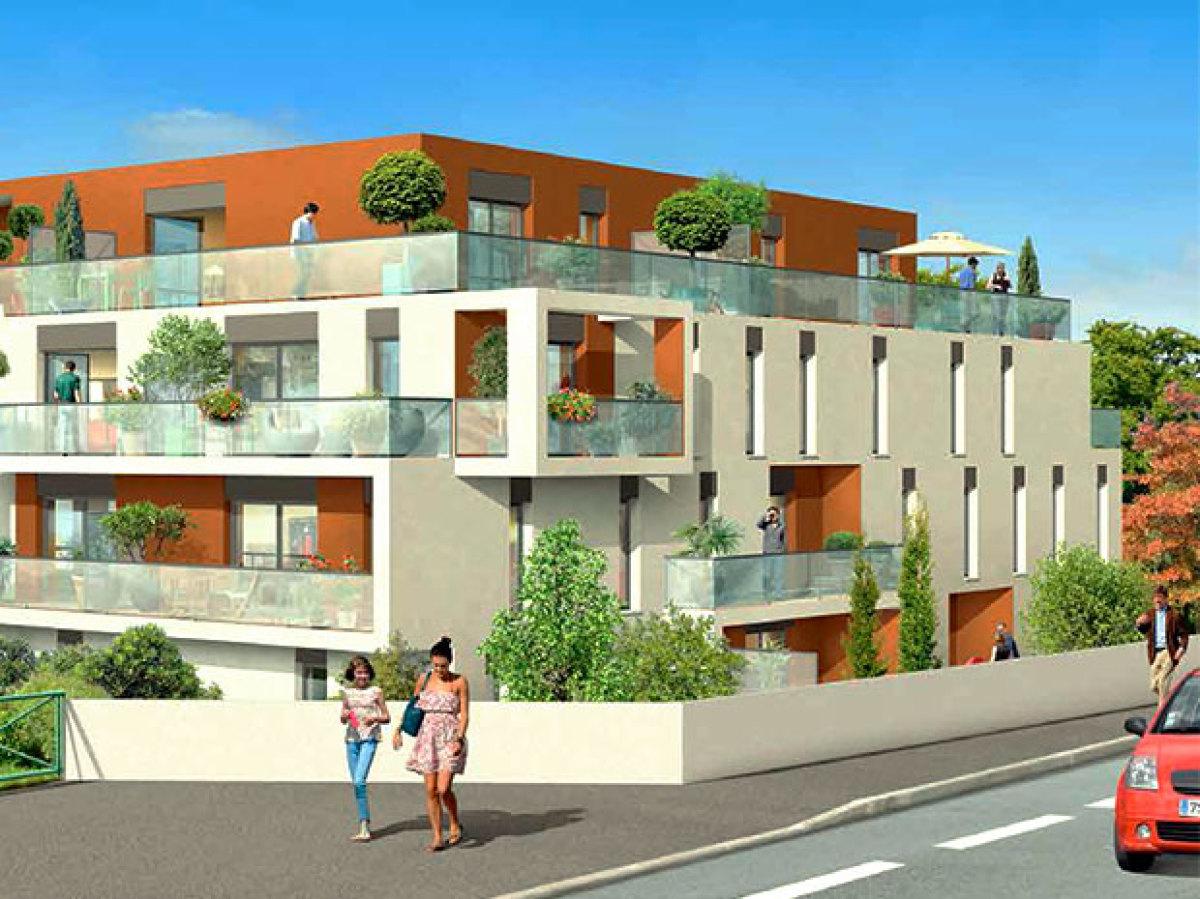 Kaufman & Broad - Résidence Villa Gaia