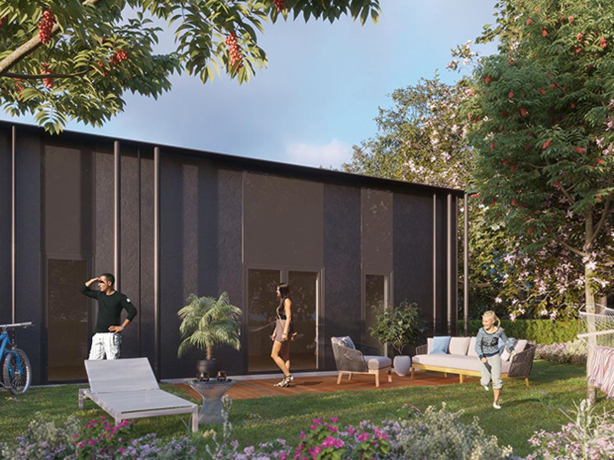 Sagec - Résidence Wood Park