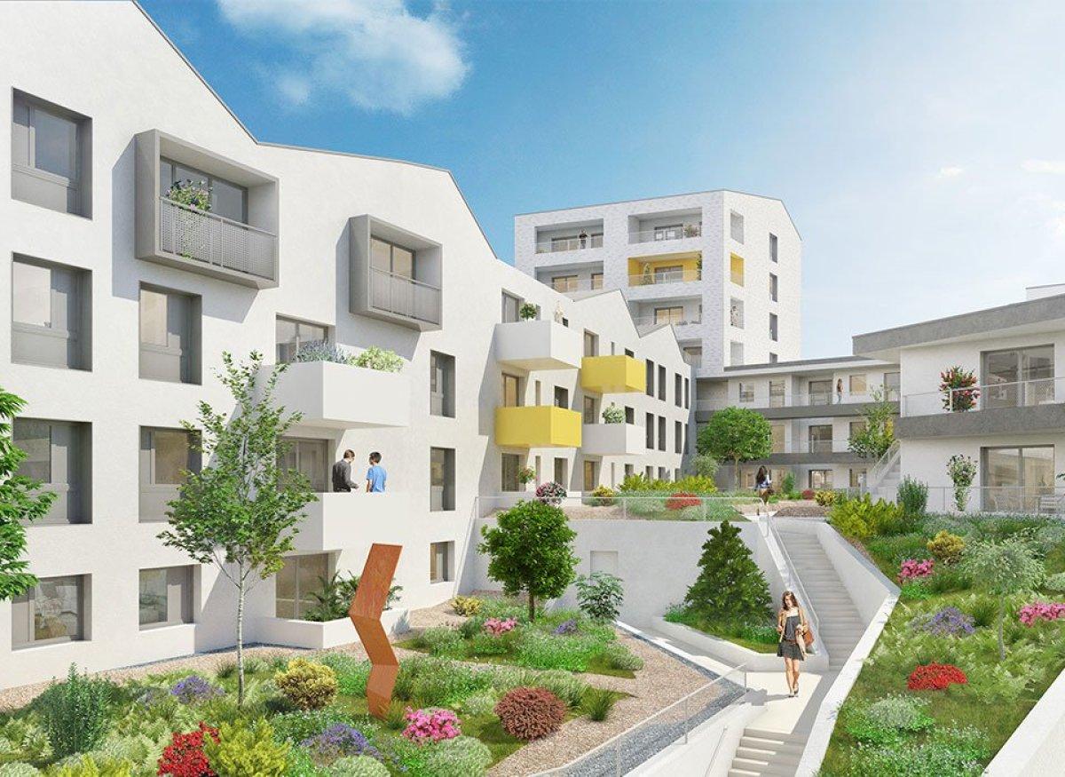 Vinci Immobilier - Résidence Intendant
