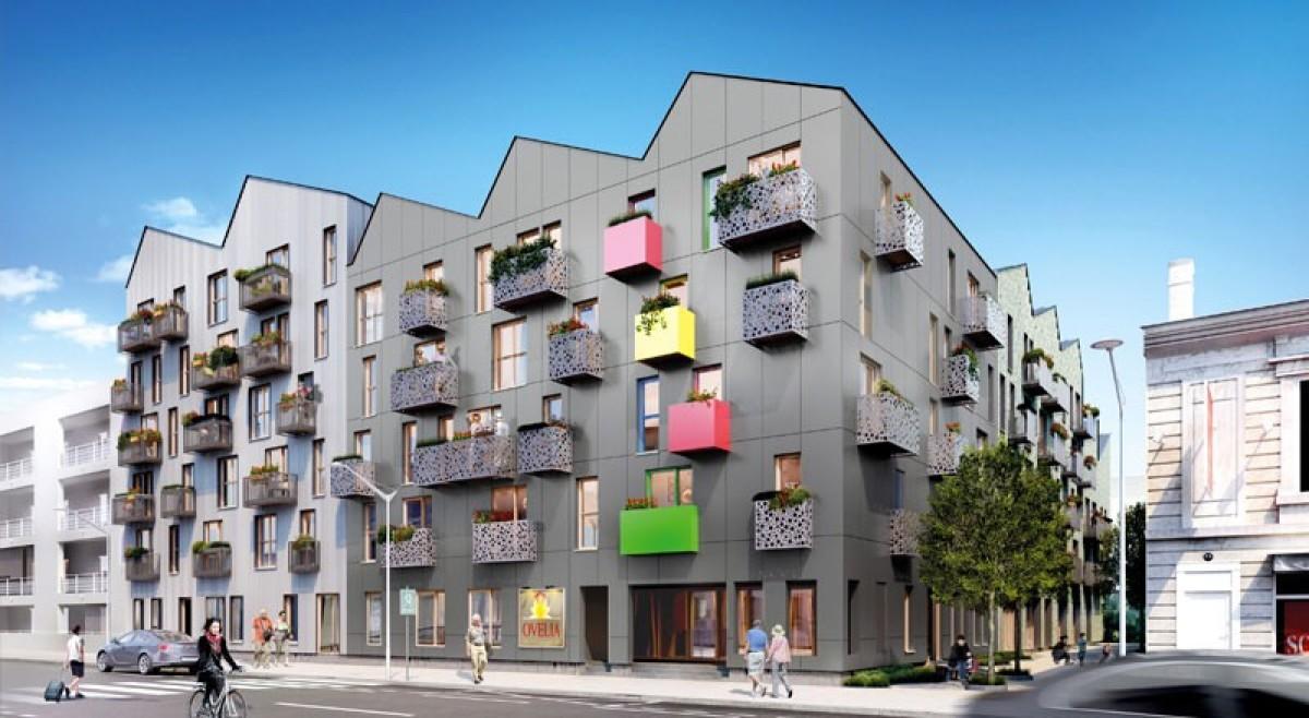 Vinci Immobilier - Résidence Patio Vaillant