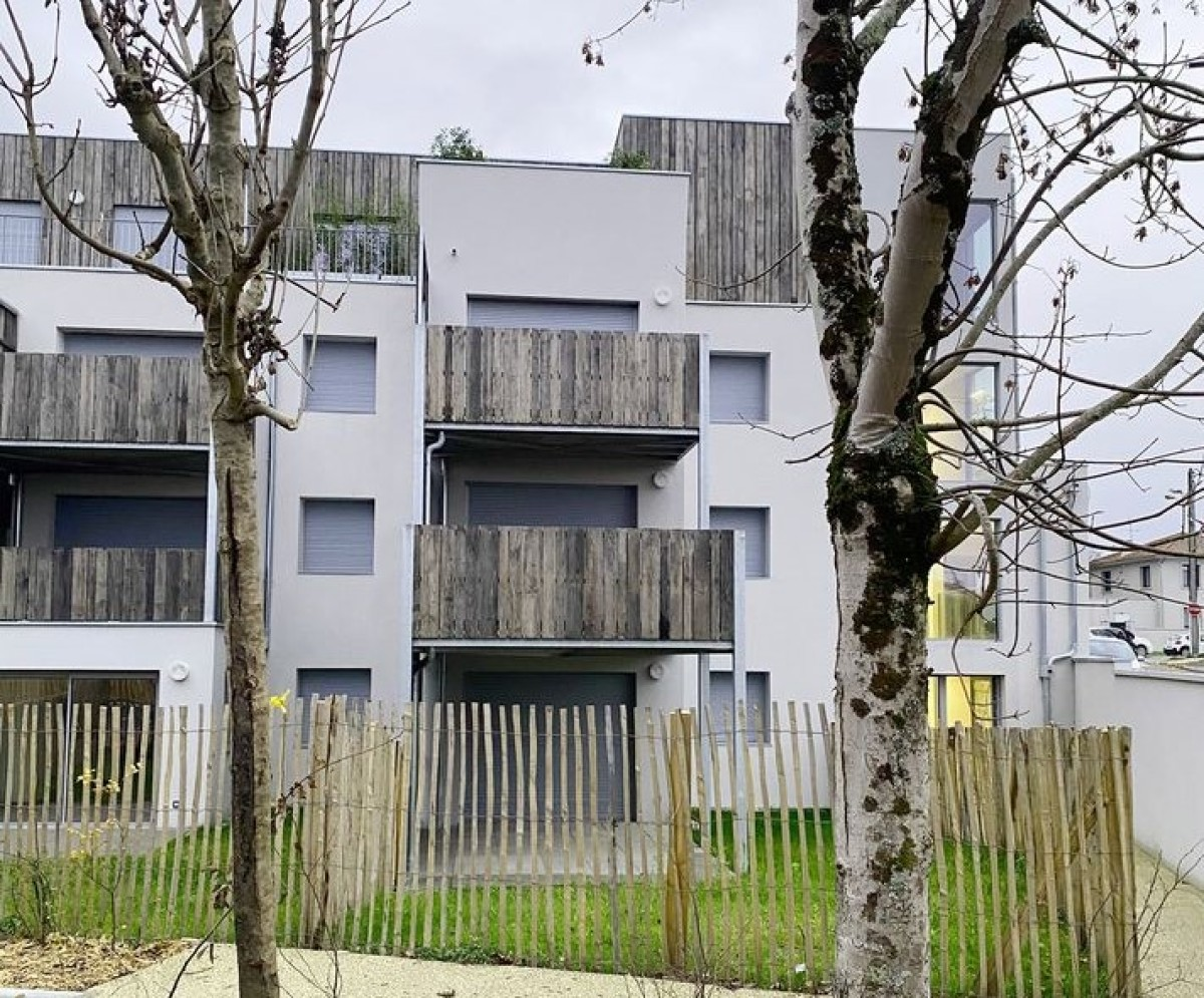 Axel Immobilier - Résidence Green à Eysines
