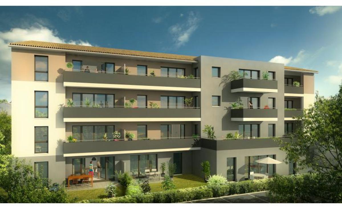 Safran Immobilier - Résidence Les Jardins d'Auriane