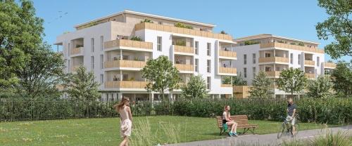 Appartements neufs Floirac référence 5493