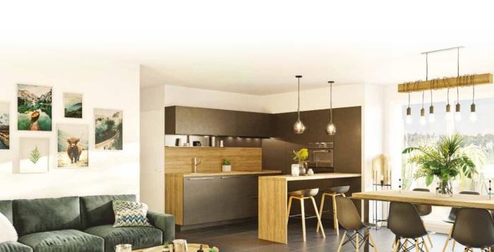 Appartements neufs Floirac référence 5493 : aperçu n°1