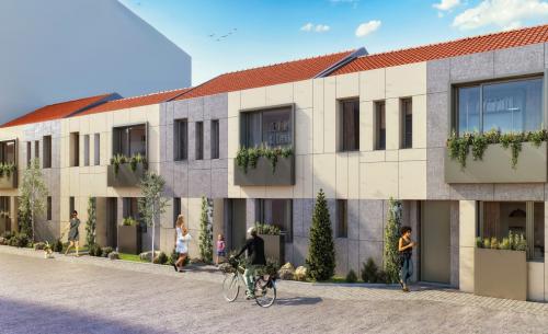 Maisons neuves St Seurin référence 5502