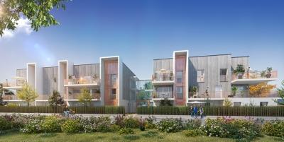 Appartements neufs Caudéran référence 5514
