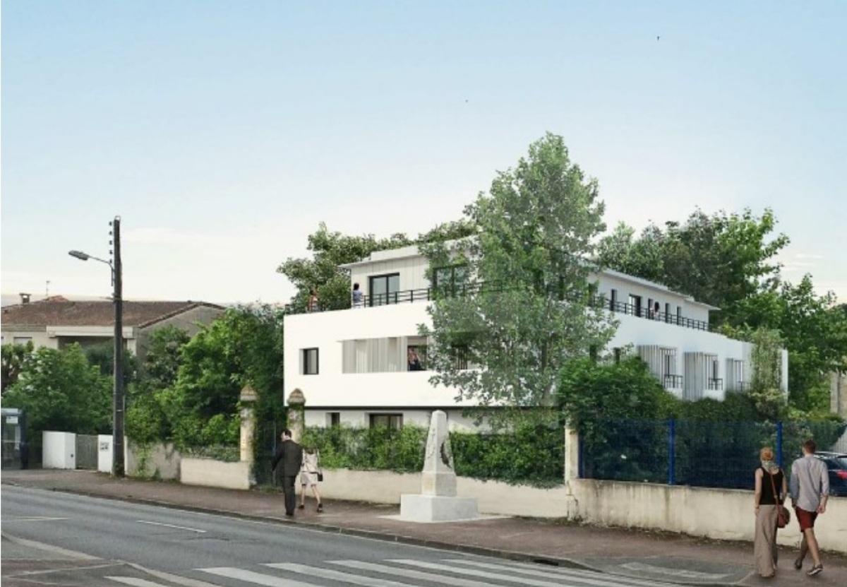 Immobilier neuf à Bordeaux Caudéran - Résidence Villa Hortense à Caudéran