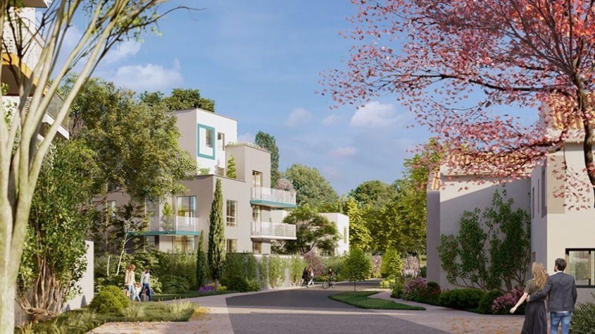 Immobilier neuf à Villenave-d'Ornon - Résidence 6ème sens