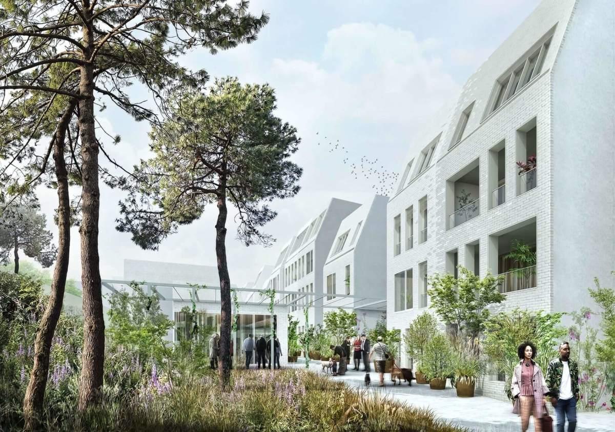 Immobilier neuf à Bordeaux Saint-Bruno - Résidence Juste une question de feeling
