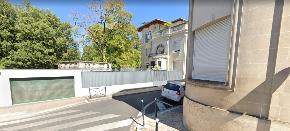Immobilier neuf à Bordeaux Saint-Seurin – vue sur une rue du quartier Saint-Seurin à Bordeaux