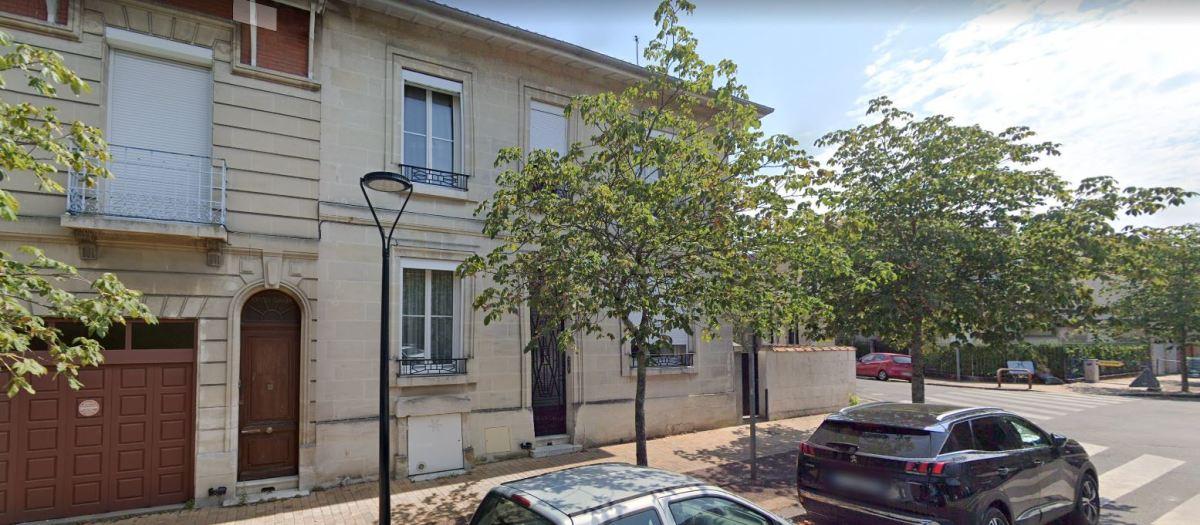 Immobilier neuf à Bordeaux Saint-Augustin – Vue sur les maisons du quartier Saint-Augustin