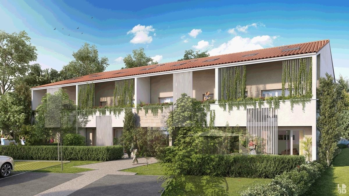 Immobilier neuf à Talence - Résidence Villa Twill