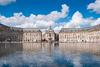 Le Palais de la Bourse à Bordeaux