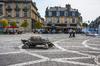 Politiques publiques à Bordeaux - La place de la Victoire à Bordeaux