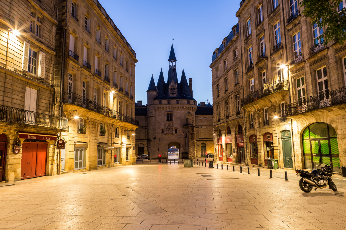 projets urbains bordeaux - la grosse cloche à Bordeaux