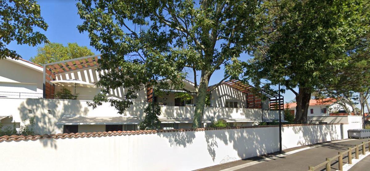 Immobilier neuf à La Teste de Buch – Vue sur un quartier résidentiel de La Teste de Buch