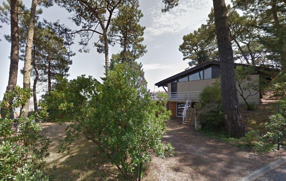 Maison moderne à Le Four