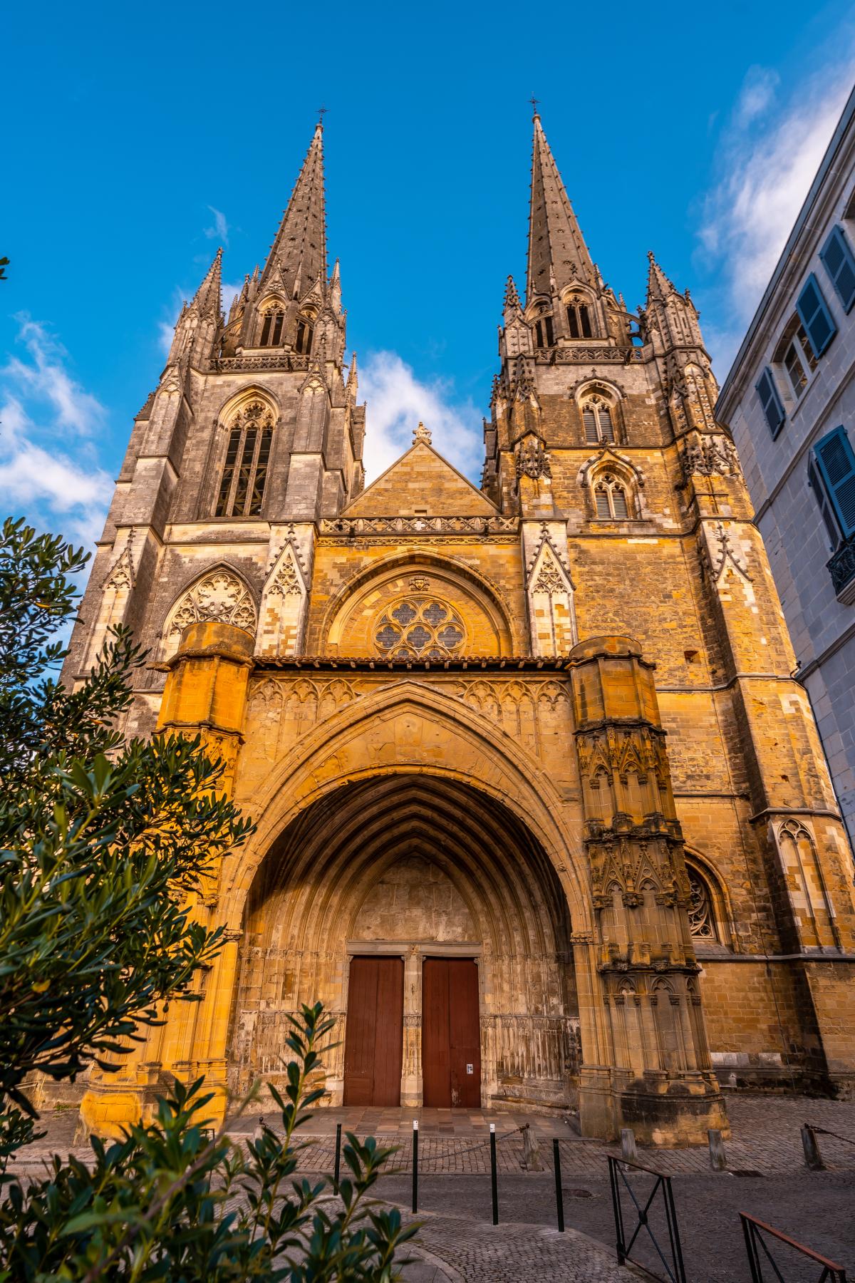 Eglise Sainte Marie de Bayonne
