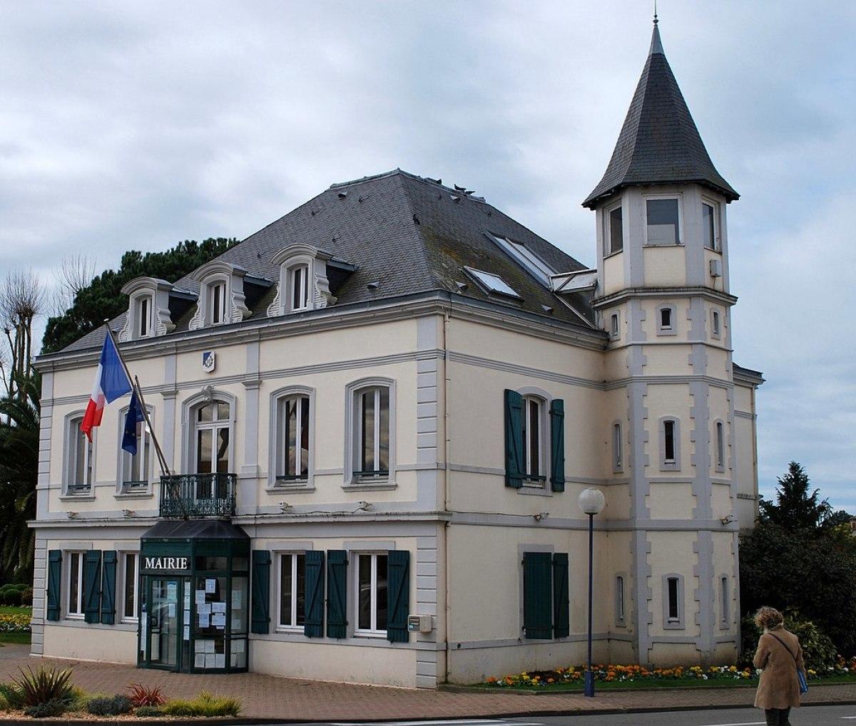 Mairie de Capbreton