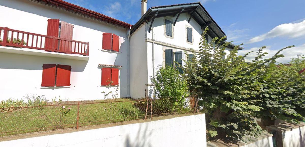 Immobilier neuf à Urrugne - Vue sur une demeure à l'architecture basque