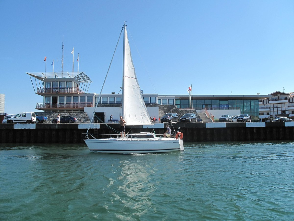 Capitainerie Port de Capbreton