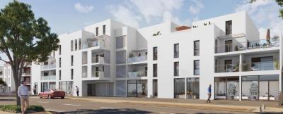 Appartements neufs Saint-Médard-en-Jalles référence 5542