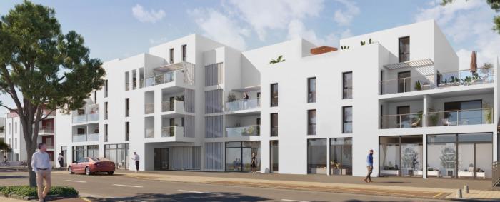Appartements neufs Saint-Médard-en-Jalles référence 5542 : aperçu n°0