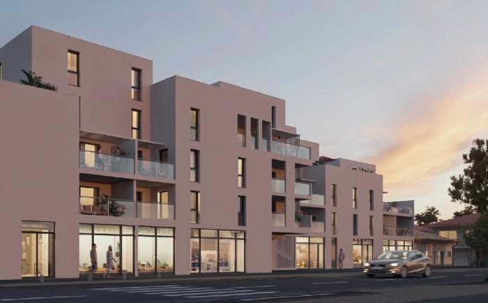 Appartements neufs Saint-Médard-en-Jalles référence 5542 : aperçu n°2