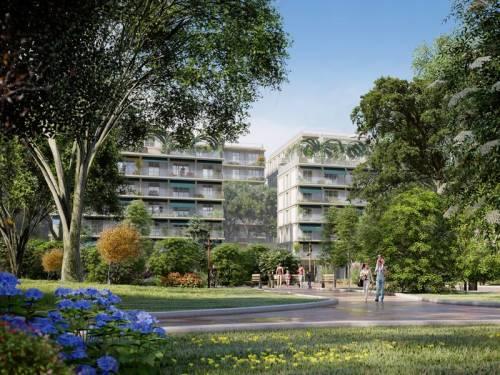 Appartements neufs St Jean référence 5545