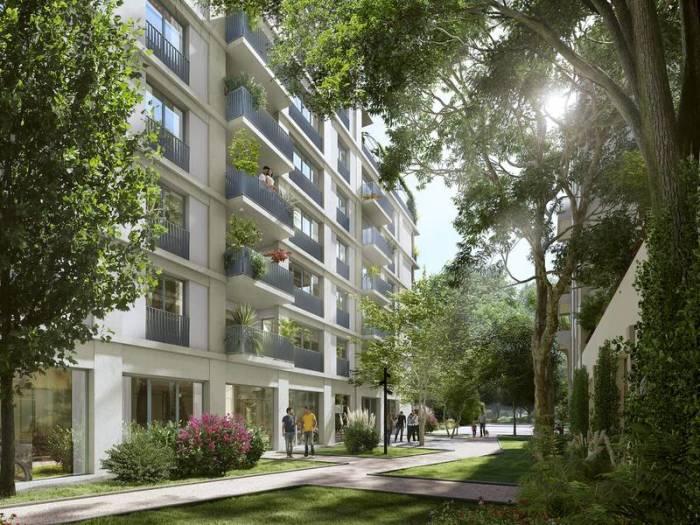 Appartements neufs St Jean référence 5545 : aperçu n°3