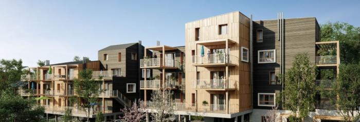 Appartements neufs Ambarès-et-Lagrave référence 5552 : aperçu n°0