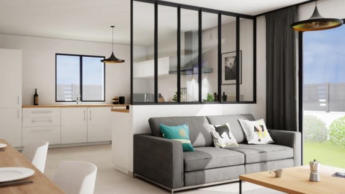 Appartements neufs Villenave-d'Ornon référence 5600 : aperçu n°1