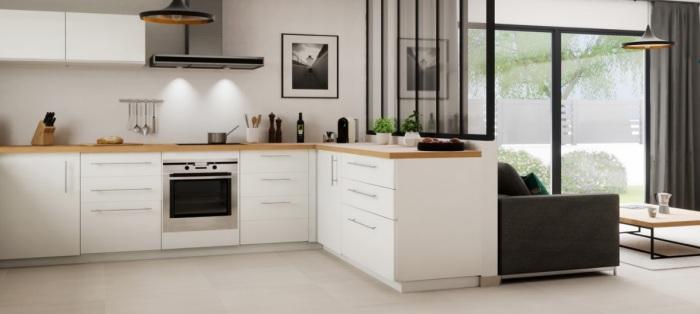 Appartements neufs Villenave-d'Ornon référence 5600 : aperçu n°2
