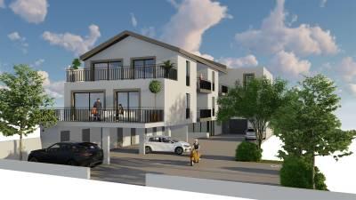 Appartements neufs Gujan-Mestras référence 5602