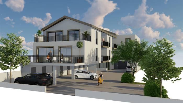 Appartements neufs Gujan-Mestras référence 5602 : aperçu n°0