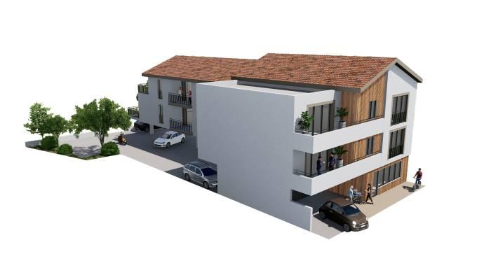 Appartements neufs Gujan-Mestras référence 5602 : aperçu n°2